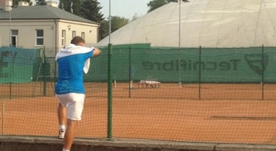 Photo of Tennis Court Korty Tenisowe Orzeł at Podskarbinska 14, Warszawa 03-831, Poland