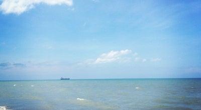 Photo of Beach Baybay Beach at Roxas City, Philippines