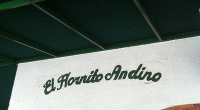 Photo of Latin American Restaurant El Hornito Andino at 2da. Transversal De Campo Alegre, Caracas 1060, Venezuela