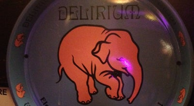 Photo of Bar Delirium Café at 30 Rue Des Vergetiers, Rouen 76000, France