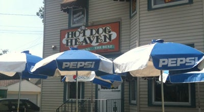 Photo of Hot Dog Joint Hot Dog Heaven at 493 Cleveland Ave, Amherst, OH 44001, United States