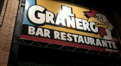 Photo of Fried Chicken Joint El Granero at Cuenca, Spain