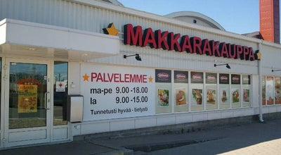 Photo of Butcher Makkarakauppa at Ilmarinkatu 16 90400, Finland