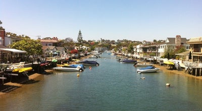 Photo of Island Balboa Island at 228 Marine Ave, Newport Beach, CA 92662, United States