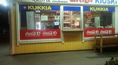 Photo of Burger Joint Siltapuiston grillikioski at Finland