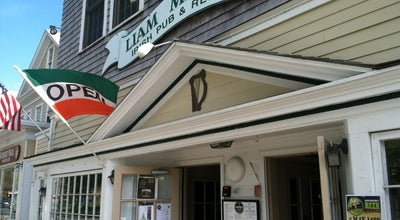 Photo of Bar Liam Maguire's Irish Pub at 273 Main St, Falmouth, MA 02540, United States