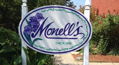 Photo of Southern / Soul Food Restaurant Monell's Dining & Catering at 1235 6th Ave N, Nashville, TN 37208, United States