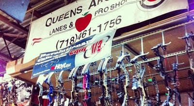Photo of Athletics and Sports Queens Archery Lanes & Pro Shop at 17020 39th Ave, Flushing, NY 11358, United States