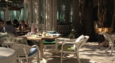 Photo of Italian Restaurant Olive Bar & Kitchen at One Style Mile, Mehrauli, New Delhi, India