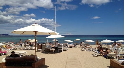 Photo of Beach Bar El Chiringuito at Platja Es Cavallet, Sant Josep de Sa Talaia 07830, Spain