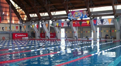 Photo of Pool Δημοτικό Κολυμβητήριο Χαλανδρίου at Λεωφόρος Πεντέλης 146, Chalandri 152 34, Greece