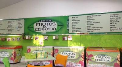 Photo of Ice Cream Shop Frutos do Cerrado at Av. Gov. Valadares, 893, Betim, Brazil