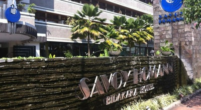 Photo of Hotel Savoy Homann Bidakara Hotel at Jalan Asia Afrika No. 112, Bandung 40261, Indonesia