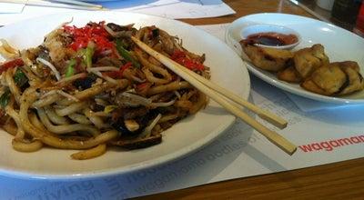 Photo of Asian Restaurant Wagamama at The Broadwalk, West Thurrock RM20 2ZP, United Kingdom