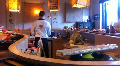 Photo of Sushi Restaurant Dom Sushi at Targ Rybny, Gdansk, Poland