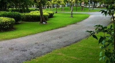 Photo of Park สวนเฉลิมพระเกียรติ 72 พรรษา มหาราชินี at ริมอ่างเก็บน้ำหนองค้อ, Si Racha, Changwat Chon Buri, Thailand
