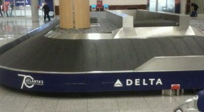 Photo of Airport Terminal South Baggage Claim at At South Terminal, Atlanta, GA 30337, United States