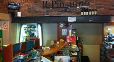 Photo of Ice Cream Shop Il Pinguino at Piazza Napoleone, 10, Lucca 55100, Italy