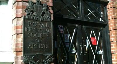 Photo of Art Gallery RBSA Gallery at 4 Brook St, Birmingham B3 1SA, United Kingdom