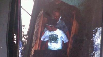 Photo of Theme Park The Log Ride at Altoona, IA, United States