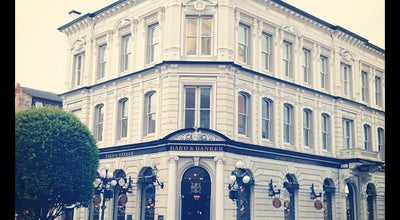Photo of Pub The Bard and Banker at 1022 Government St., Victoria, BC V8W 1X7, Canada