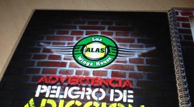 Photo of Wings Joint Las Alas at Nibelungos 2 Esq. Centauro Col. Ensueños, Cuautitlan Izcalli 54740, Mexico