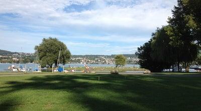 Photo of Park Landiwiese at Zürich, Switzerland