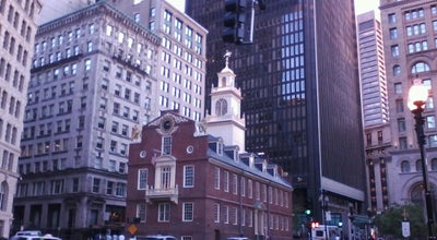 Photo of Monument / Landmark Boston Massacre Monument at State St., Boston, MA 02109, United States