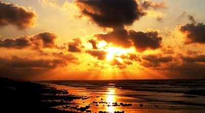 Photo of Beach Crystal Beach at Crystal Beach, TX 77650, United States