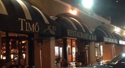 Photo of Italian Restaurant Timo at 17624 Collins Avenue, Sunny Isles, FL 33160, United States