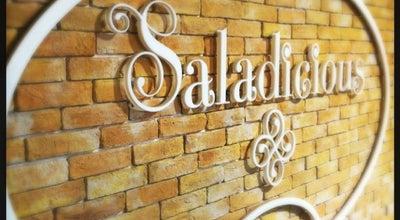 Photo of Salad Place Saladicious ® سالاديشيس. JBR at The Jbr Walk, Near Ritz Carlton, JBR, United Arab Emirates