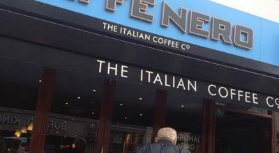 Photo of Coffee Shop Caffè Nero at 6 Duke St., Cardiff CF10 1AY, United Kingdom