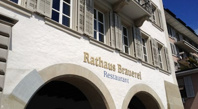 Photo of Brewery Rathaus Brauerei at Unter Der Egg 2, Luzern 6004, Switzerland