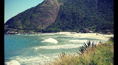 Photo of Beach Prainha at Av. Estado Da Guanabara, S/n, Rio de Janeiro 22790-872, Brazil