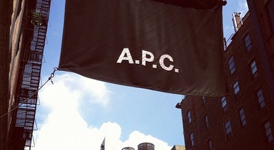 Photo of Spa A.P.C.  at 131 Mercer St, New York, NY 10012, United States