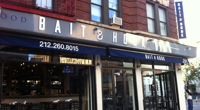 Photo of American Restaurant Bait & Hook at 231 2nd Ave, New York City, NY 10003, United States