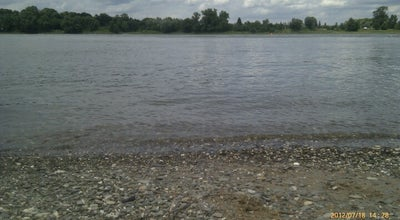 Photo of Beach Rheinstrand Rodenkirchen at Uferstr., Cologne 50996, Germany