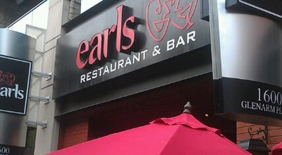 Photo of New American Restaurant Earls at 1600 Glenarm Place,, Denver, CO 80202, United States