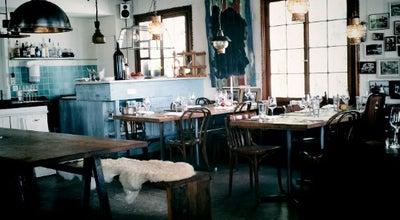 Photo of Swiss Restaurant Fischer's Fritz at Seestrasse 559, Zürich 8038, Switzerland