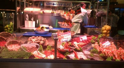 Photo of Seafood Restaurant Simonis aan de Haven at Visafslagweg 20, The Hague 2583 DM, Netherlands