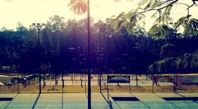 Photo of Tennis Court Academia Enjoy Tennis at Avenida Navarro De Andrade, 3900, Jundiaí, Brazil