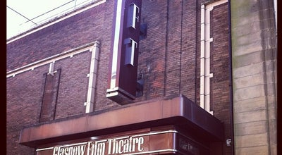 Photo of Indie Movie Theater Glasgow Film Theatre at 12 Rose St, Glasgow G3 6RB, United Kingdom