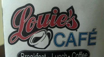Photo of Cafe Louie's Cafe at 117 S Tennessee St, Cartersville, GA 30120, United States