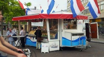 Photo of Food Truck Viskraam Hartevelt & Zn. at Leiden, Netherlands