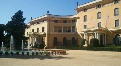 Photo of Park Jardins del Palau de Pedralbes at Av. Diagonal, 686, Barcelona 08028, Spain