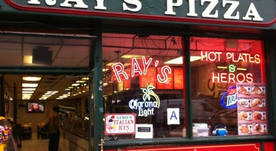 Photo of Pizza Place Famous Original Ray's at 204 9th Ave, New York, NY 10011, United States