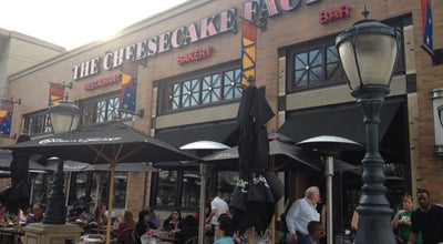 Photo of American Restaurant The Cheesecake Factory at 4400 Ashford Dunwoody Rd Ne, Atlanta, GA 30346, United States