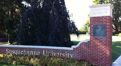 Photo of University Susquehanna University at 514 University Ave, Selinsgrove, PA 17870, United States