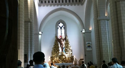 Photo of Church Римско-Католический Собор Святейшего Сердца Иисуса / The Roman Catholic Cathedral of Sacred Heart of Jesus at 80/1, Taraqqiyot St, Tashkent, Uzbekistan