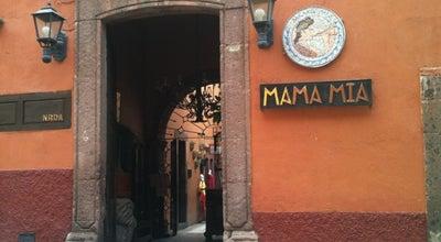 Photo of Italian Restaurant Mama Mia at Umarán 8, San Miguel de Allende 37700, Mexico